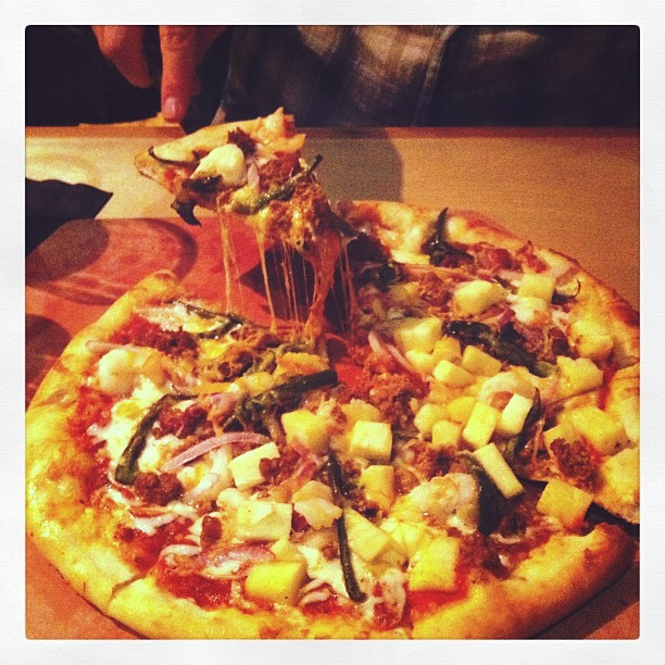 PW Pizza – Mighty Fine Pie | The Moscow Circus